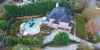 Marietta Single Family Home For Sale: 4576 Paper Mill Road SE