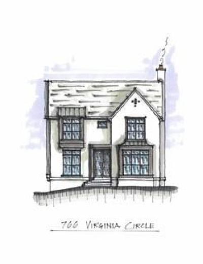 Virginia Highland Single Family Home For Sale: 766 Virginia Circle NE