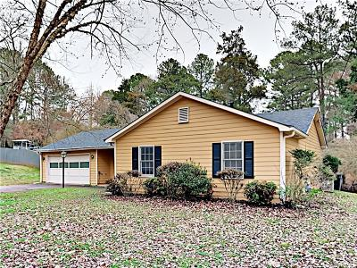 Snellville Single Family Home For Sale: 4032 Wrexham Drive SW