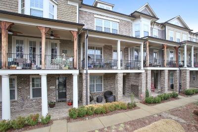Chamblee Condo/Townhouse For Sale: 2421 Gatebury Circle