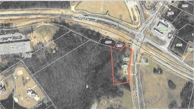 Hall County Commercial For Sale: 4426 Ridge Road