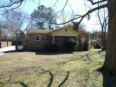 Cartersville Single Family Home For Sale: 214 Etowah Drive