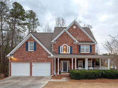 Lilburn Single Family Home For Sale: 4313 Dunriver Drive SW