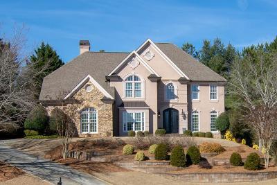 Johns Creek Single Family Home For Sale: 2021 Kinderton Manor Drive