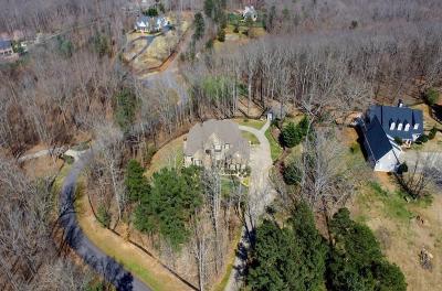 Dawsonville Single Family Home For Sale: 52 Summitrail Lane