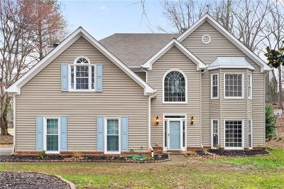 Marietta Single Family Home For Sale: 1000 Waverly Court