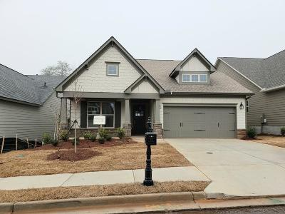 Canton Single Family Home For Sale: 119 Hidden Trail Court