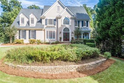 Atlanta Single Family Home For Sale: 884 Carlton Ridge NE