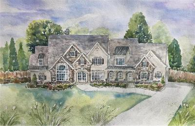 Berkeley Lake Single Family Home For Sale: 3770 N Berkeley Lake Road NW