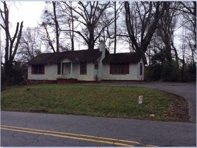 Atlanta Single Family Home For Sale: 2507 Perkerson Road SW