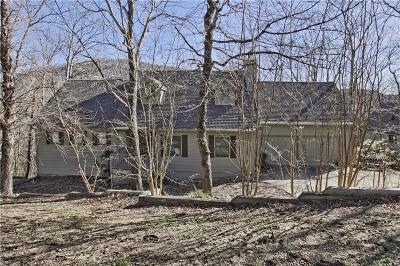 Jasper Single Family Home For Sale: 376 Alpine Drive