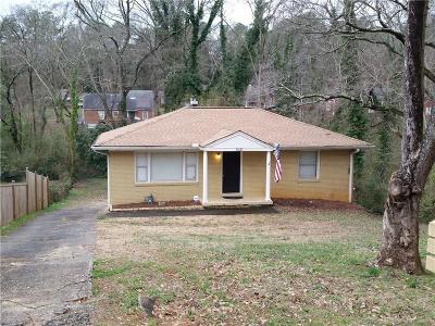 Decatur Single Family Home For Sale: 545 Allendale Drive