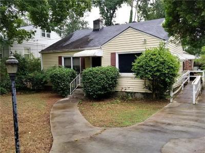 Decatur Single Family Home For Sale: 439 E Pharr Road
