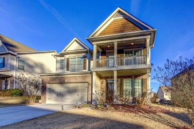 Union City Single Family Home For Sale: 7758 Fabled Pt Point