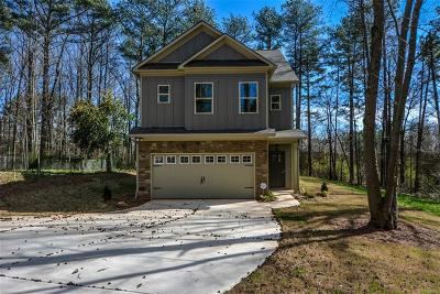 Single Family Home For Sale: 2524 Whites Mill Road