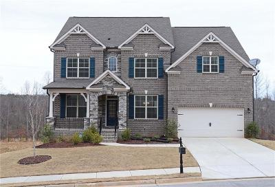 Hoschton Single Family Home For Sale: 1647 Greenspring Court