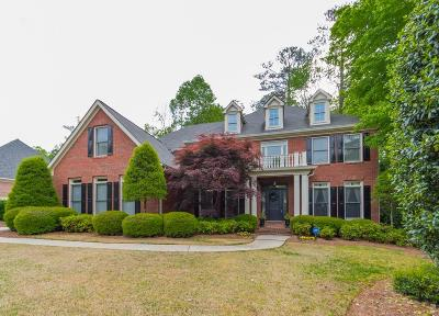 Marietta Single Family Home For Sale: 460 Hardage Farm Drive NW