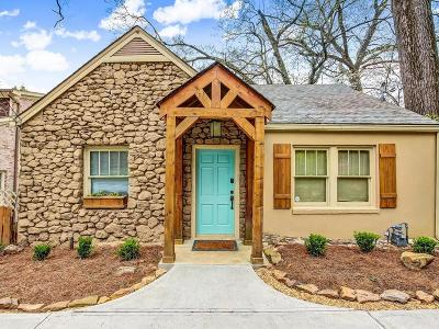 Single Family Home For Sale: 462 Deering Road NW