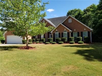 Flowery Branch Single Family Home For Sale: 5334 Rushing Creek Way