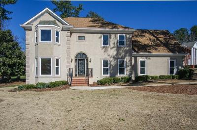 Barrow County, Forsyth County, Gwinnett County, Hall County, Newton County, Walton County Single Family Home For Sale: 771 James Circle