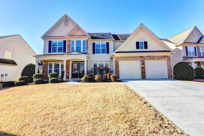 Cumming Single Family Home For Sale: 3945 Calomel Drive