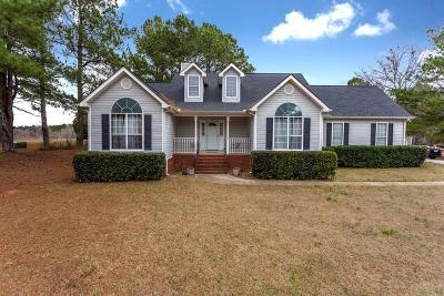 Covington Single Family Home For Sale: 15 Breedlove Lane