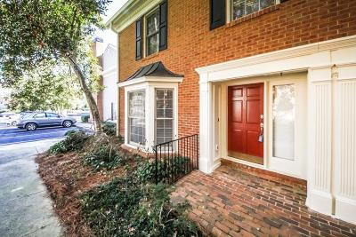 Dunwoody Condo/Townhouse For Sale: 59 Mount Vernon Circle