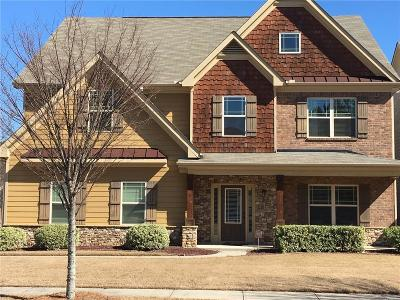 Buford Single Family Home For Sale: 3787 Antares Drive