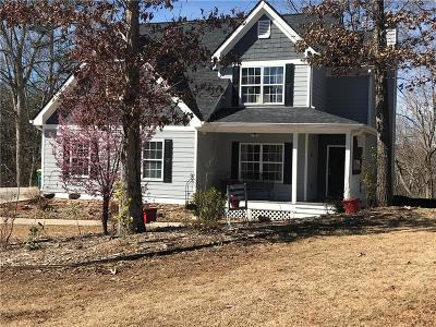 Canton Single Family Home For Sale: 120 Silver Creek Drive