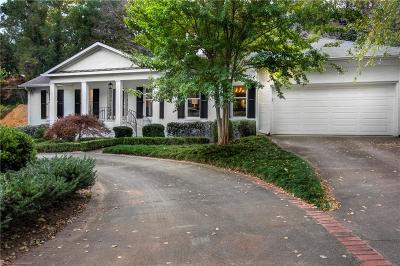 Chastain Park Single Family Home For Sale: 78 Pine Lake Drive