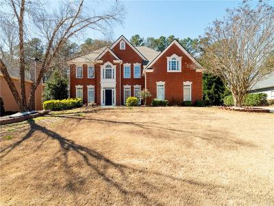 Marietta Single Family Home For Sale: 273 White Pine Way NW
