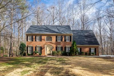 Alpharetta Single Family Home For Sale: 425 Link Road