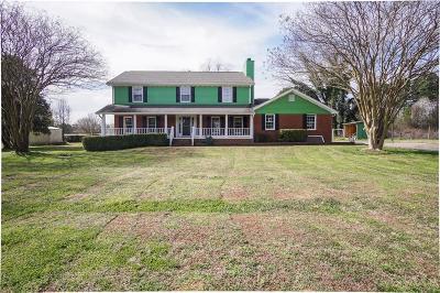 Snellville Single Family Home For Sale: 4911 Rosebud Drive SW