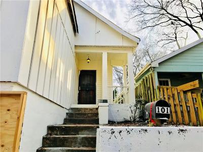 Atlanta Single Family Home For Sale: 101 Haygood Street SE