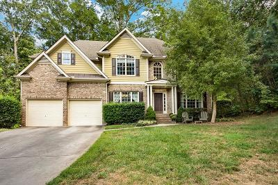 Kennesaw Single Family Home For Sale: 4245 Rockpoint Drive NW