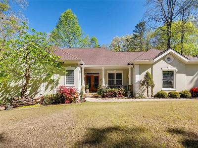 Alpharetta Single Family Home For Sale: 365 Spyglass Bluff