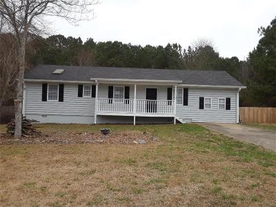 Loganville Single Family Home For Sale: 1380 Compton Woods Drive