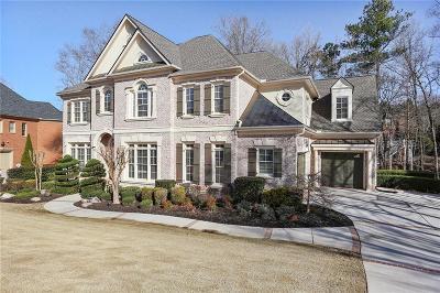 Suwanee Single Family Home For Sale: 581 Brendlynn Court