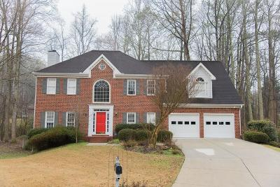 Marietta Single Family Home For Sale: 985 Waverly Court
