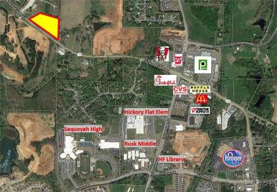 Canton GA Commercial For Sale: $650,000