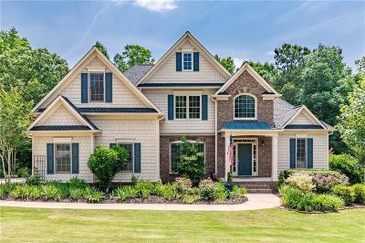 Cumming Single Family Home For Sale: 6315 Lake Oak Landing
