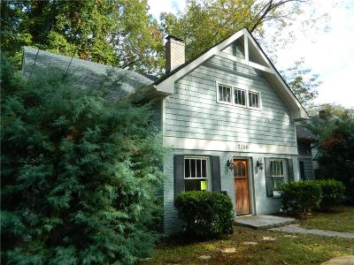 Atlanta Single Family Home For Auction: 2766 Alston Drive SE