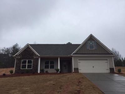 Habersham County Single Family Home For Sale: 141 Huntington Manor Court
