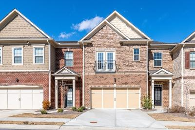Smyrna Condo/Townhouse For Sale: 2275 Emerald Sky Drive