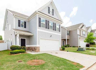 Hiram Single Family Home For Sale: 316 Hillcrest Circle