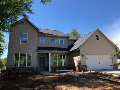 Marietta Single Family Home For Sale: 1769 E Lake Drive