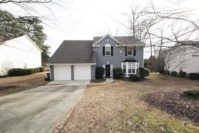 Atlanta Single Family Home For Sale: 1000 Reunion Place