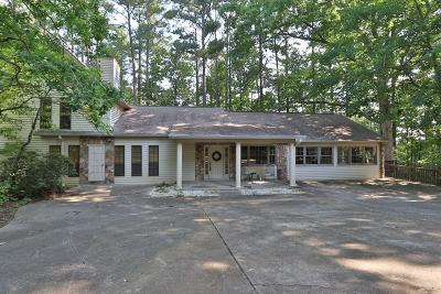 Acworth Single Family Home For Sale: 3310 Dogwood Lane NW