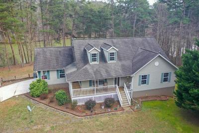 White County Single Family Home For Sale: 358 Cedar Hollow Road