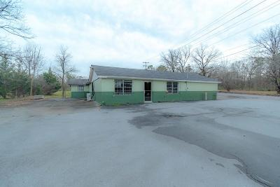 Calhoun Commercial For Sale: 2579a Red Bud Road